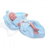 00289 Magic Baby Lellīte puika - mazulis 28 cm Blue