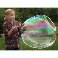 Milzu ziepju burbuļu pūšamie