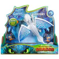 6045090 B SPIN MASTER HOW TO TRAIN YOUR DRAGON Figūra ar skaņas efektiem, 27 cm