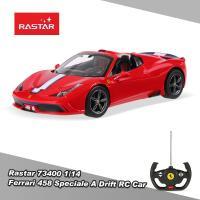 73400 Rastar 1:14 FERRARI 458 RC Auto