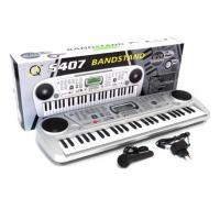 Sintezators - klavieres ar mikrofonu 54 taustiņi