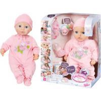 794401 Zapf Creation Baby Annabell Interaktīva Lelle 43 cm