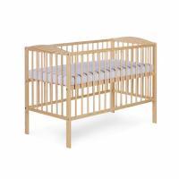 344 KLUPS RADEK II bērnu gulta 120x60cm, priede