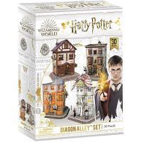 DS1009H CubicFun DS1009H Harry Potter Diagon Alley 3D Puzzle