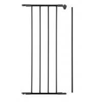 Baby Dan - FLEX Gate Extension (M, L, XL, XXL) - 33 cm, black