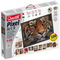 0809 Quercetti Pixel Art 9 Mozaīka