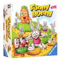 R 21330 Ravensburger Spēle Funny Bunny 3D Jautrais zaķis Bannijs