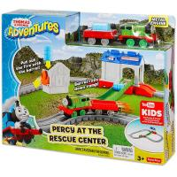 FBC57 Fisher Price Dzelzceļš Thomas & Friends Adventure Percy at the Rescue Center