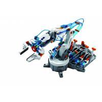 JUG0262  Juguetronica STEM HYDRAULIC ARM rotaļlieta - konstruktors mazajiem zinātniekiem