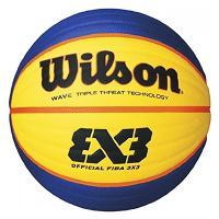 WTB0533XB Wilson street ball FIBA 3x3 Official Game Ball basketbola bumba, izmērs 6