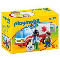 9122 Playmobil ātrā palīdzība