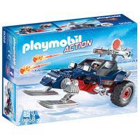 9058 Playmobil Pirātu sniega mocis