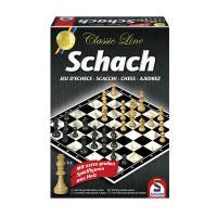 SCH#49082 Brain Games Classic Line Spēle Šahs