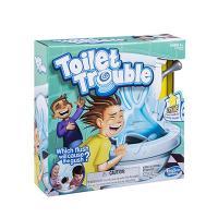 """C0447 Hasbro Spēle """"Jautrais tualetes pods"""""""