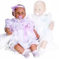 05106 Magic Baby Lelle bēbis baltā apģērbā 65 cm