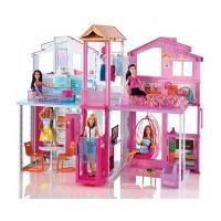 "DLY32 Barbie Leļļu māja ""Malibu"""