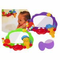 00788 Rotaļlieta vannai Spogulis Green