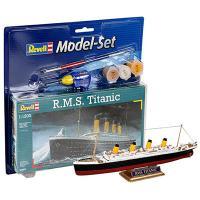 E 65804 Revell Konstruktors H Model Set R.M.S. Titanic
