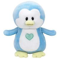 32158 TY Baby Mīkstā plīša rotaļlieta mīļmantiņa Pingvīns Twinkles